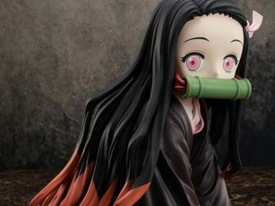 Figurin Nezuko Skala Besar yang Muat Masuk ke Dalam Kotak Tanjiro Segera Hadir Tahun Depan 62