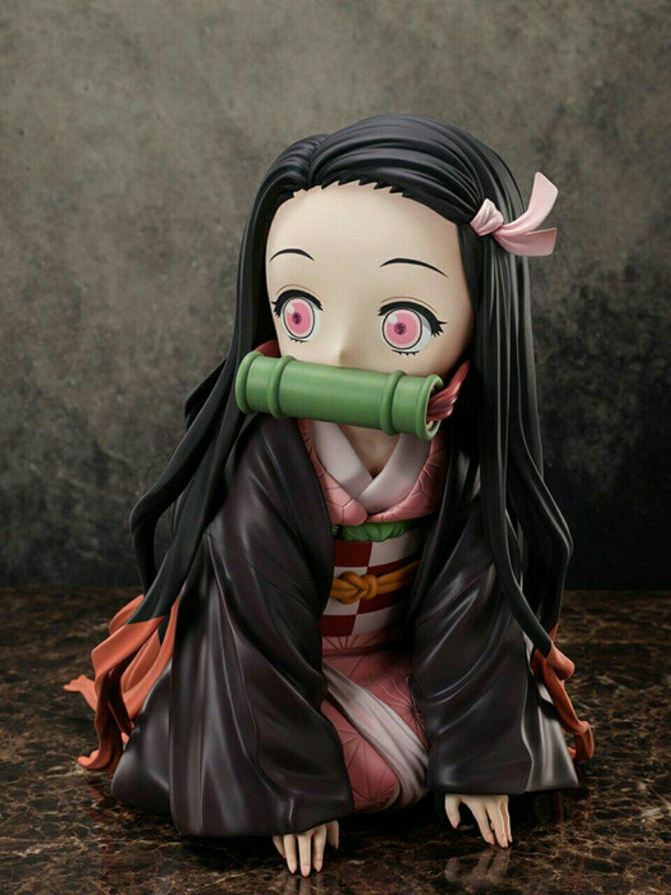Figurin Nezuko Skala Besar yang Muat Masuk ke Dalam Kotak Tanjiro Segera Hadir Tahun Depan 2