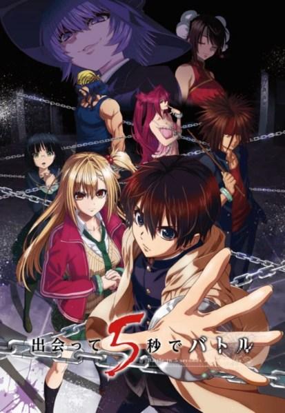 Anime Battle Game in 5 Seconds Mengungkapkan Seiyuu, Staf, dan Tanggal Tayang Perdana 1