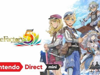 Trailer 5 Menit Game Rune Factory 5 Memperkenalkan Karakter dan Bisnis 42