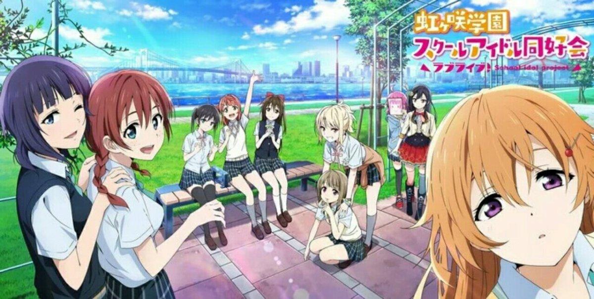 Anime TV Love Live! Nijigasaki High School Idol Club Mendapatkan Season 2 pada Tahun 2022 2