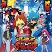 The Brow Beat Membawakan Lagu Pembuka Baru untuk Anime Yu-Gi-Oh! Sevens 19