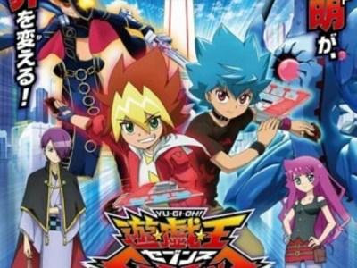 The Brow Beat Membawakan Lagu Pembuka Baru untuk Anime Yu-Gi-Oh! Sevens 1