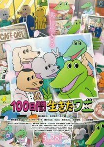 Film Anime Knights of Sidonia dan 100 Nichikan Ikita Wani Ditunda 3