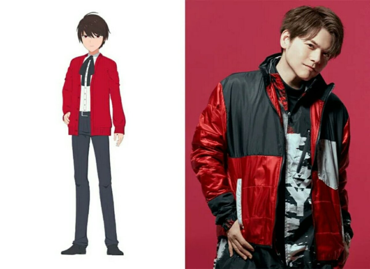 Anime Shinigami Bocchan to Kuro Maid Mengungkapkan Video Promosi, Lagu Tema, Seiyuu, dan Tanggal Tayangnya 6