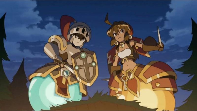 Video Animasi Introduksi Game Marble Knights Garapan Studio Trigger Dirilis 1