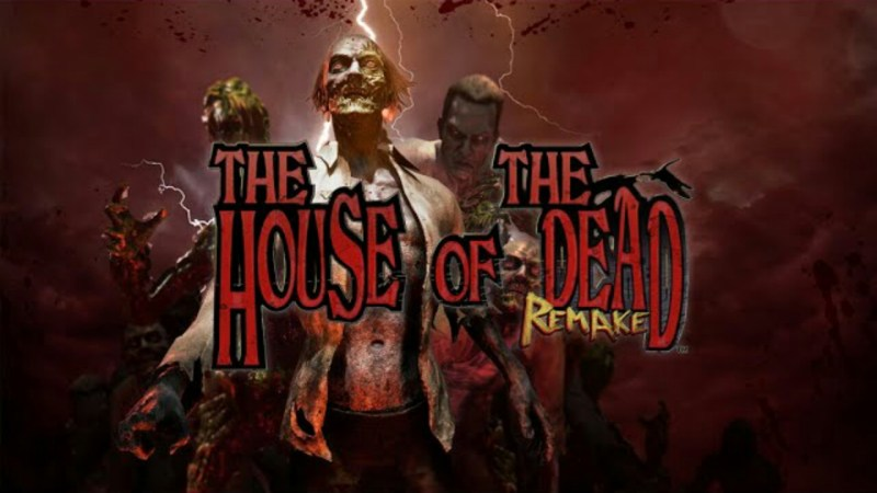 Remake Game The House of the Dead Mendapatkan Rilisan Switch 1