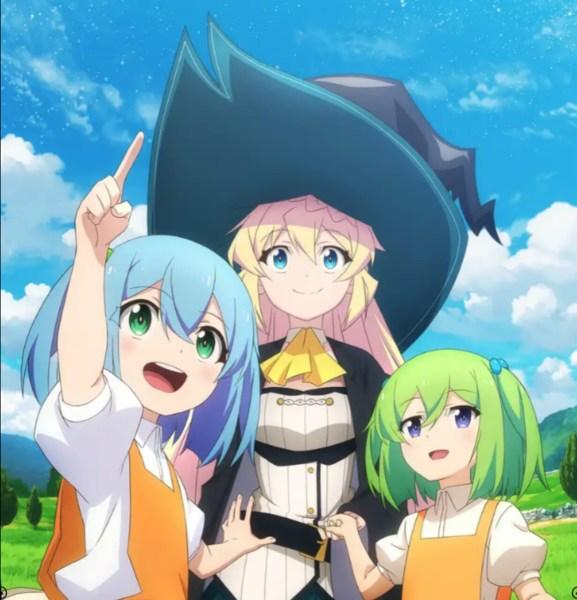 Anime 'I've Been Killing Slimes for 300 Years and Maxed Out My Level' Tambahkan 6 Anggota Seiyuu 1