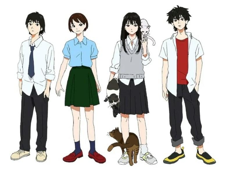 Anime Sonny Boy Mengungkapkan Seiyuu dan Tanggal Debutnya 1