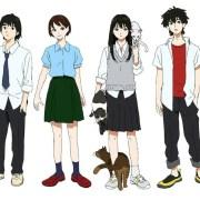 Anime Sonny Boy Mengungkapkan Seiyuu dan Tanggal Debutnya 6