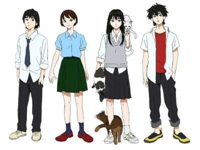 Anime Sonny Boy Mengungkapkan Seiyuu dan Tanggal Debutnya 26