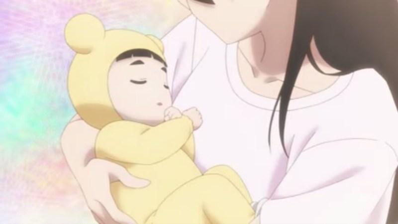 Film Anime Kompilasi Kakushigoto Memperlihatkan Ibunya Hime di Trailer 1