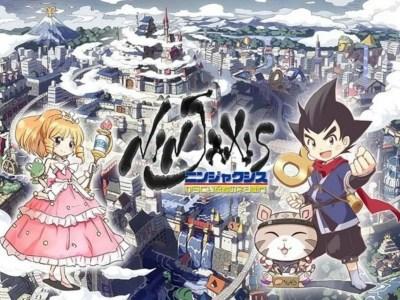 Kampanye Urun Dana Proyek Anime Orisinal Ninjaxis Diluncurkan 1