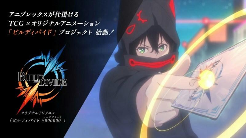 Homura Kawamoto (Penulis Kakegurui) Membuat Build Divide, TCG Pertama dari Aniplex dengan Anime Orisinal 1
