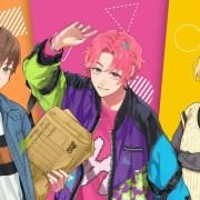 Studio Pierrot Memulai Label Baru '+iRO' dengan Manga All Rush!! 19