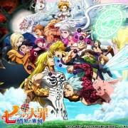 Video Pembuka dan Penutup Baru Anime The Seven Deadly Sins: Dragon's Judgement Tanpa Daftar Kredit Ditayangkan 10