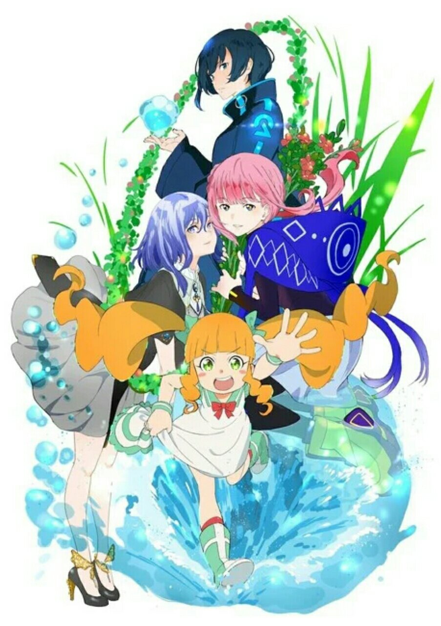 Video Promosi Baru Film Anime Pompo: The Cinéphile Mengungkapkan Karakter Film Orisinal dan Lagu Sisipan 3