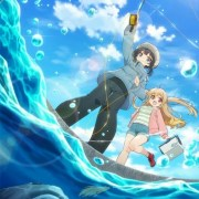 Anime Slow Loop Mengungkapkan Staf Utama, Visual, dan Kapan Debutnya 10