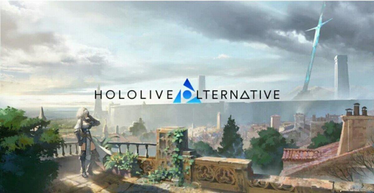 Proyek hololive Alternative Menayangkan Video Teaser Penuh 2