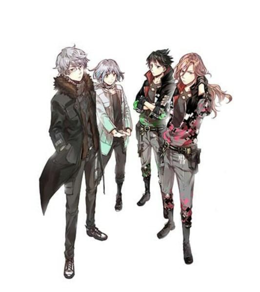 Anime Night Head 2041 Mendapatkan Proyek Novel, Manga, Pertunjukan Panggung 1