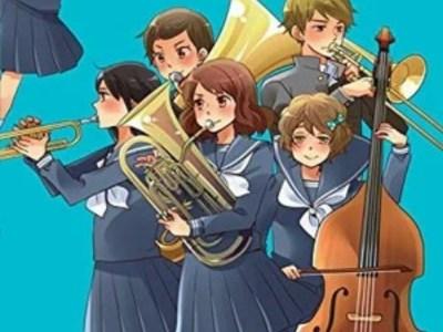 Ayano Takeda dan Musshu dari Sound! Euphonium Meluncurkan Manga Baru 1