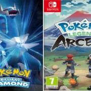 Tanggal Peluncuran Game Remake Pokémon Brilliant Diamond/Shining Pearl dan Game Pokémon Legends: Arceus Diumumkan 9