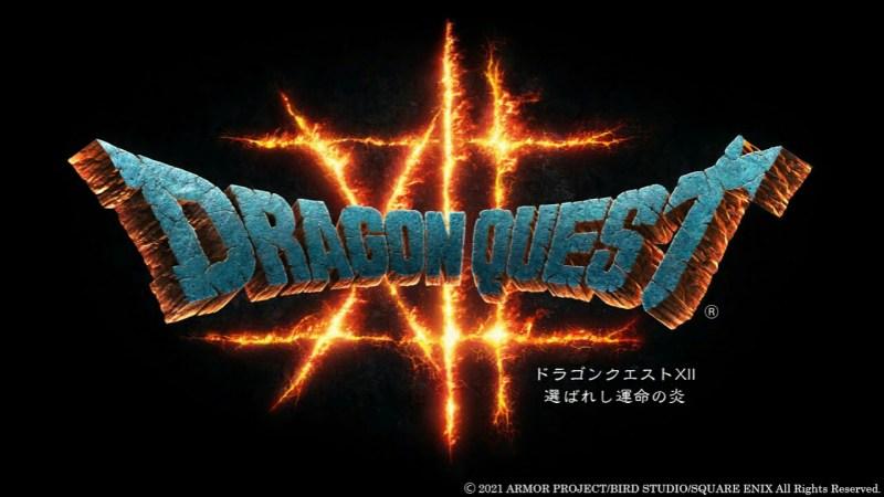 Square Enix Mengungkapkan Dragon Quest XII