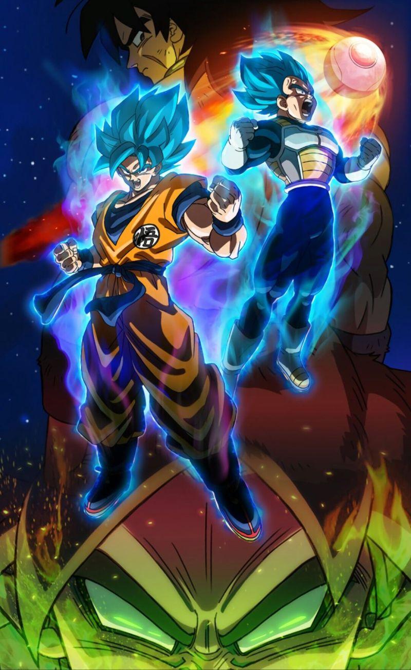 Toei Mengumumkan Film Anime Baru Dragon Ball Super untuk Tahun 2022 2