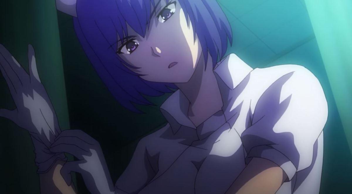 Gadis Perawat Dengan Ekpresi Jijik Kan Merawatmu Dengan Penuh Kasih Dalam Anime Sakusei Byoutou 44