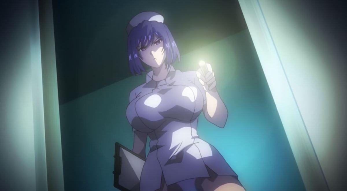 Gadis Perawat Dengan Ekpresi Jijik Kan Merawatmu Dengan Penuh Kasih Dalam Anime Sakusei Byoutou 24