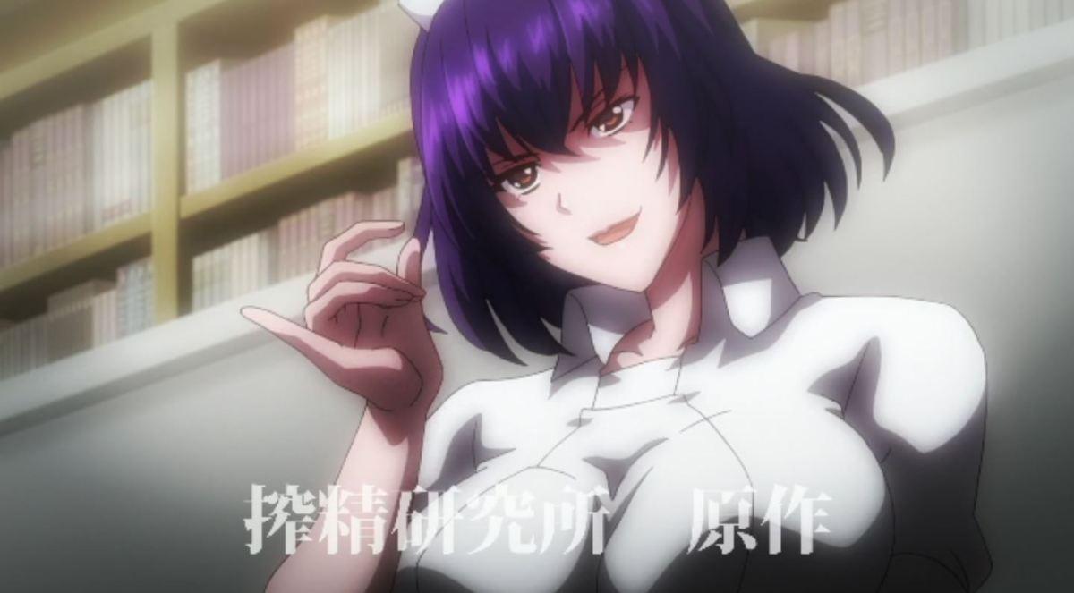 Gadis Perawat Dengan Ekpresi Jijik Kan Merawatmu Dengan Penuh Kasih Dalam Anime Sakusei Byoutou 11