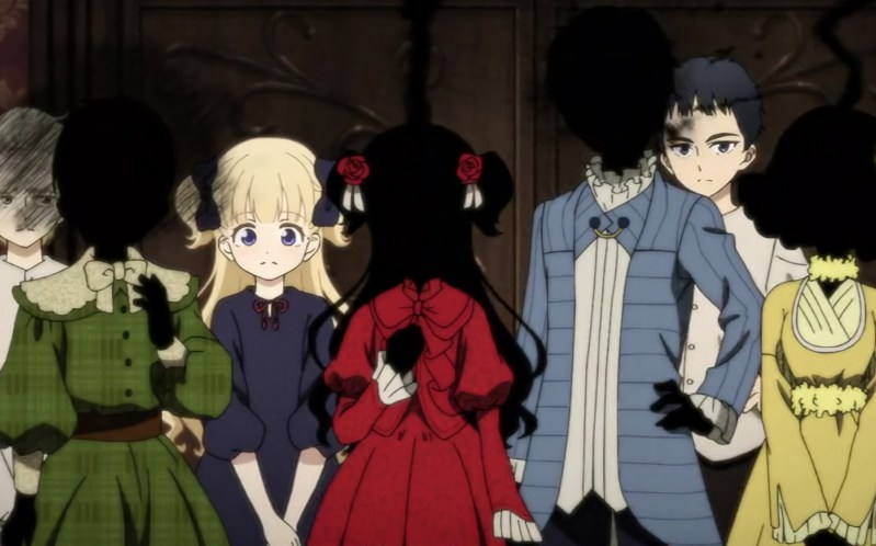 [Review] Shadows House - Episode 5 1