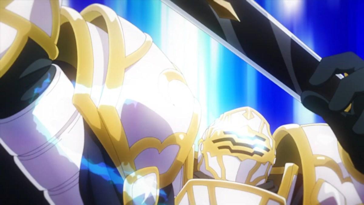 Skeleton Knight in Another World Tampilkan Cuplikan Gadis Dalam Bahaya Dalam Trailernya 5