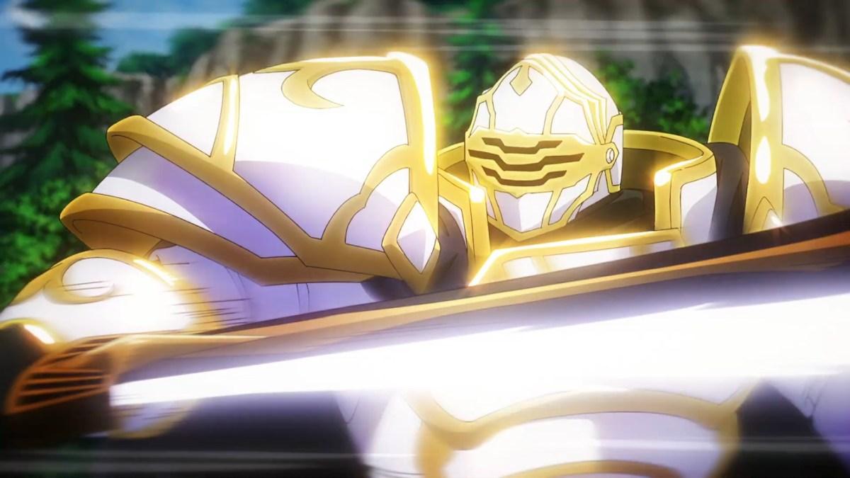 Skeleton Knight in Another World Tampilkan Cuplikan Gadis Dalam Bahaya Dalam Trailernya 7