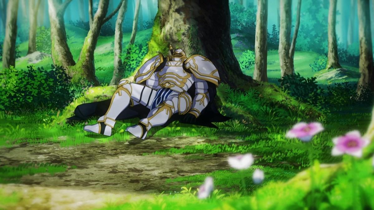 Skeleton Knight in Another World Tampilkan Cuplikan Gadis Dalam Bahaya Dalam Trailernya 9