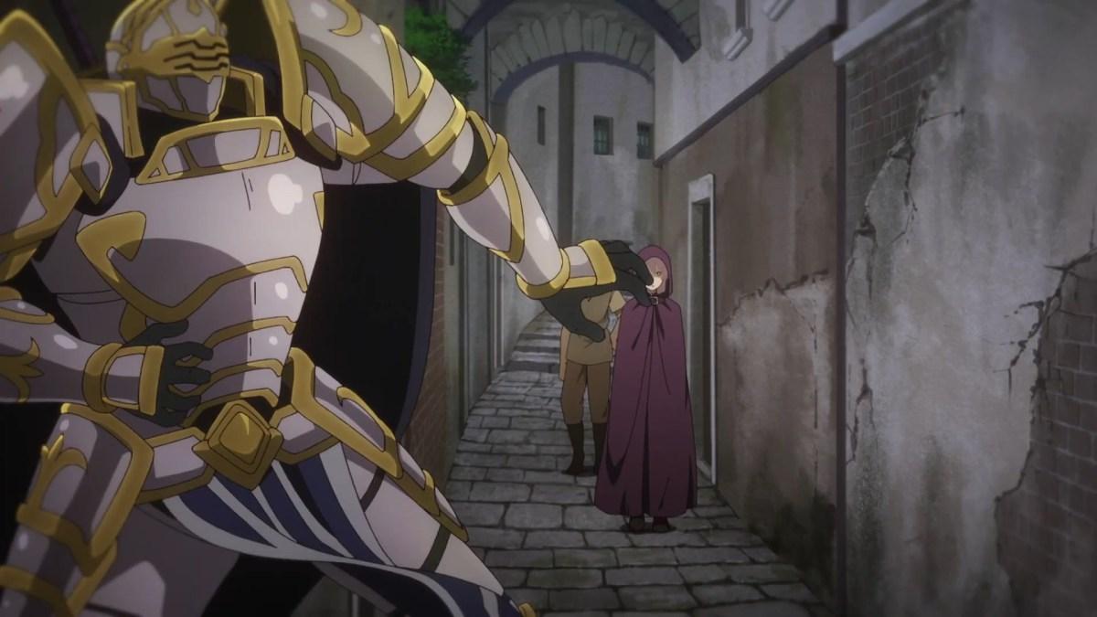 Skeleton Knight in Another World Tampilkan Cuplikan Gadis Dalam Bahaya Dalam Trailernya 11