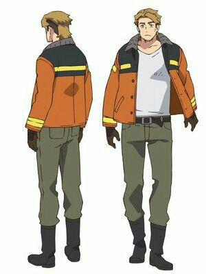 Anime Sakugan Mengungkapkan Karakternya Hikaru Midorikawa 4