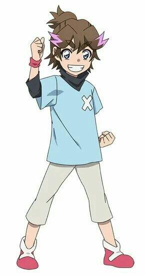 Karakter 1 Anime Shinkansen
