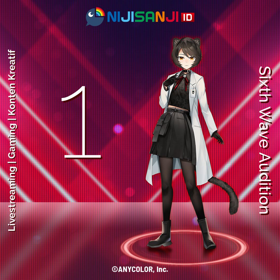 Audisi keenam Virtual Liver NIJISANJI ID Dibuka, Let's dive into virtual world together!   2