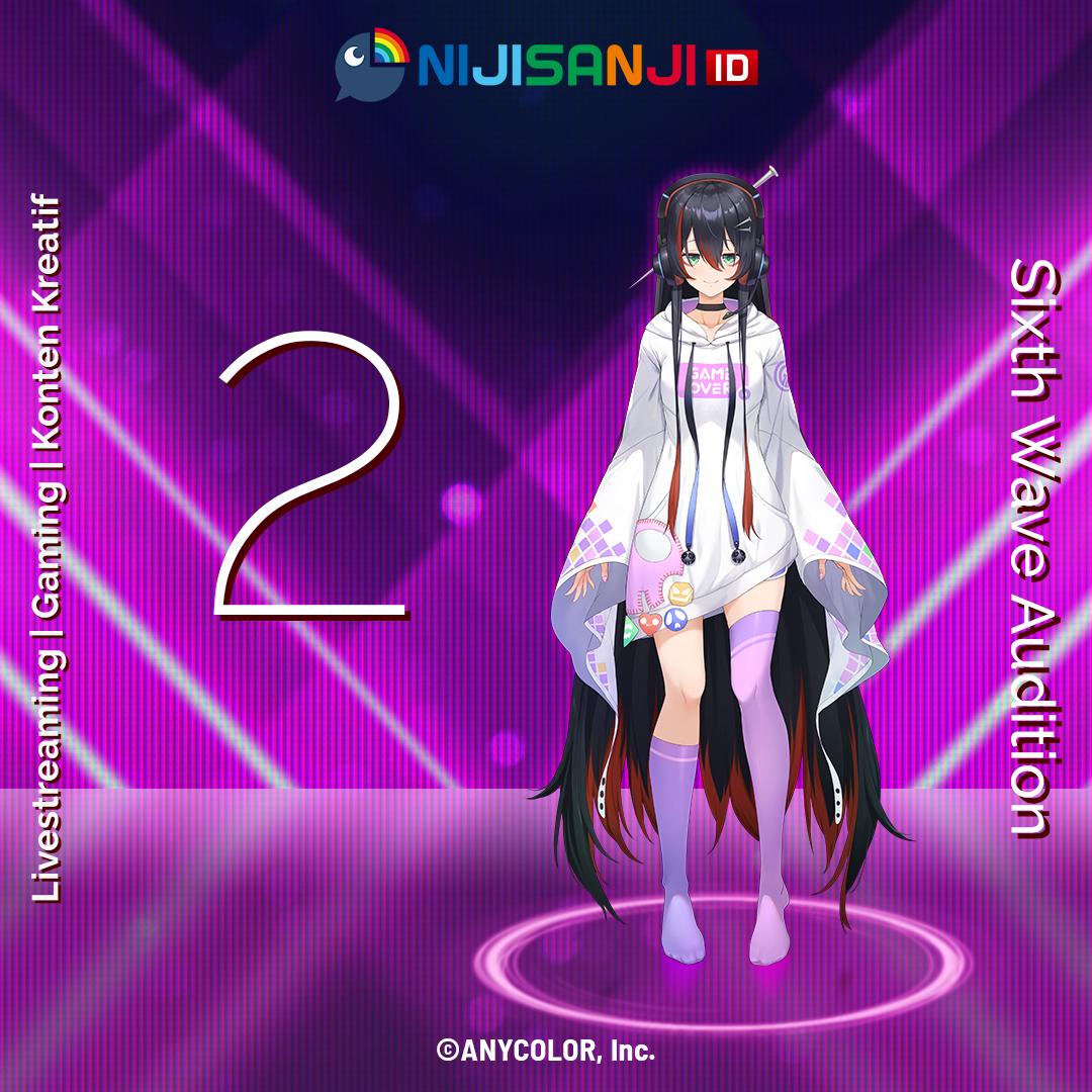 Audisi keenam Virtual Liver NIJISANJI ID Dibuka, Let's dive into virtual world together!   3