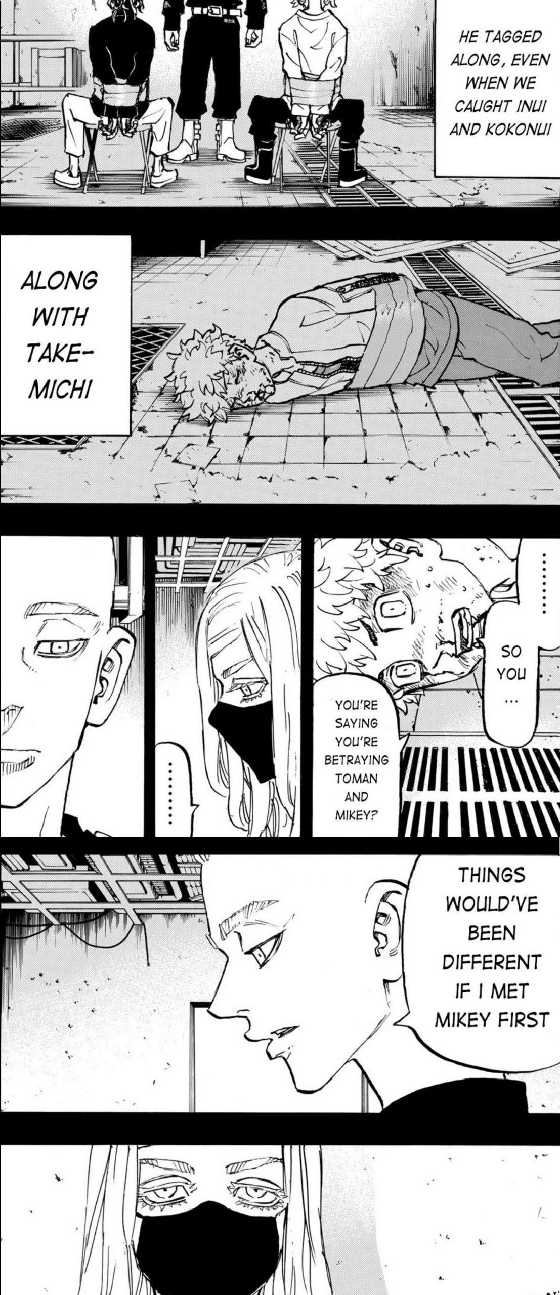 Bahas Tokyo Revengers Chapter ke 206 8