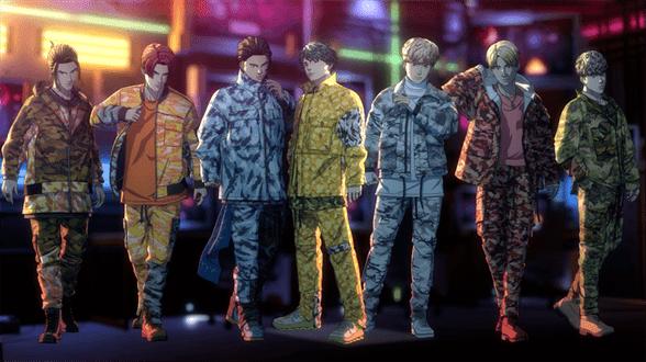 Proyek musik generasi baru pertama di dunia! 38 bintang J-pop berubah menjadi avatar sambil menjelajahi gabungan dunia nyata dan virtual dari proyek BATTLE OF TOKYO 8
