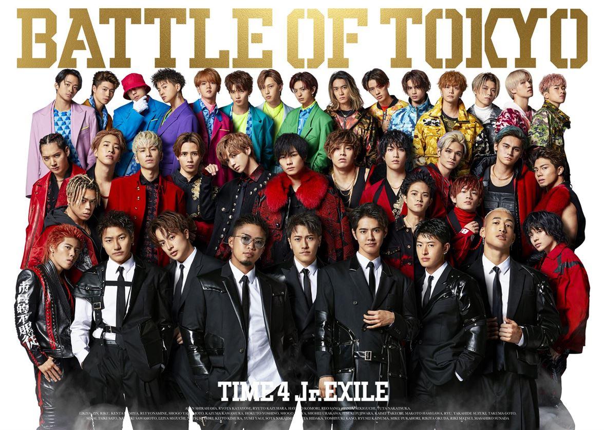 Proyek musik generasi baru pertama di dunia! 38 bintang J-pop berubah menjadi avatar sambil menjelajahi gabungan dunia nyata dan virtual dari proyek BATTLE OF TOKYO 1