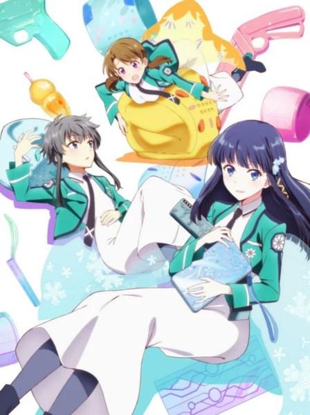 Anime TV The Honor Student at Magic High School Mengungkapkan Informasi Lagu Tema dan Tanggal Debut 1