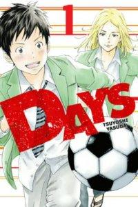 Manga Sepak Bola DAYS Mendapatkan Miniseri Baru untuk Bulan Juni 1