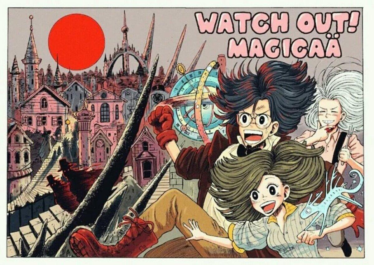 Magic International Manga Contest Mengungkapkan Pemenang Tahun 2021 2