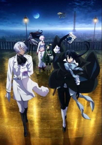 Anime The Case Study of Vanitas Mengungkapkan Seiyuu Lainnya, Tanggal Debut, Dua Cours 1