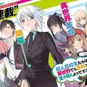 Manga Choujin-Kokoseitachi wa Isekai demo Yoyu de Ikinuku Youdesu! Memasuki Arc Terakhir 10
