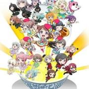 Anime Mini BanG Dream! Girls Band Party! Pico Mendapatkan Season Ketiga 7