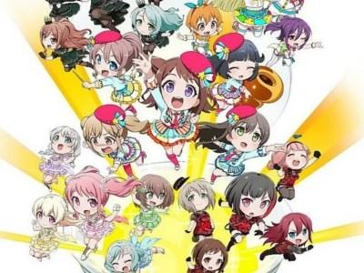 Anime Mini BanG Dream! Girls Band Party! Pico Mendapatkan Season Ketiga 54